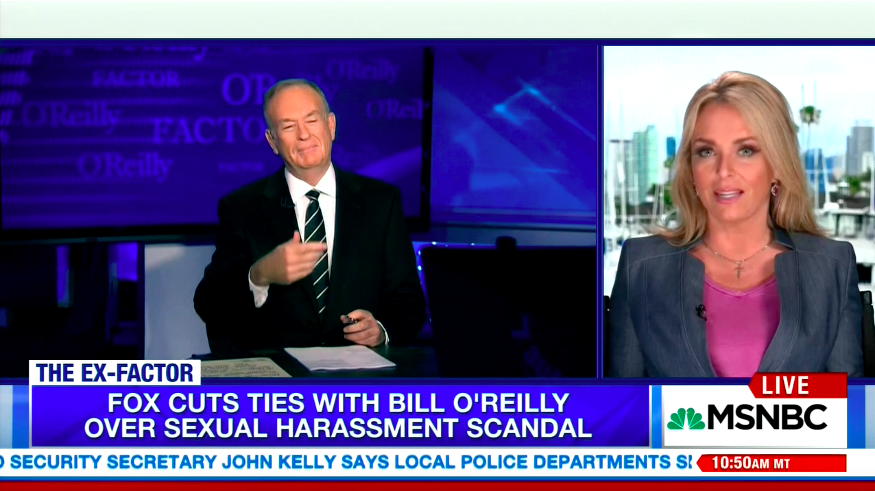 Photo of Bill O'Reilly is out at Fox News