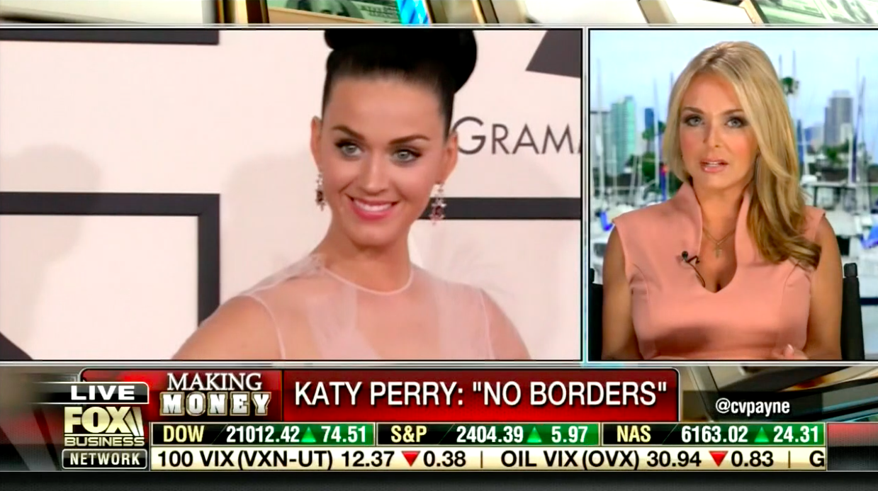 Photo of Katy Perry calls for everyone to co-exist after terrorist attack