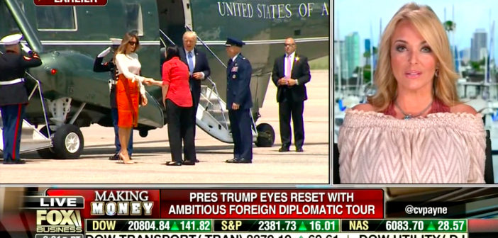 President Trump's extremely successful overseas trip