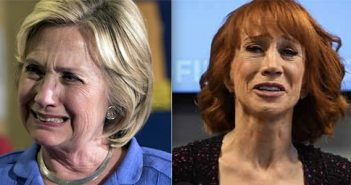 Clinton-Griffin 2020: Perfect ticket for the loony left