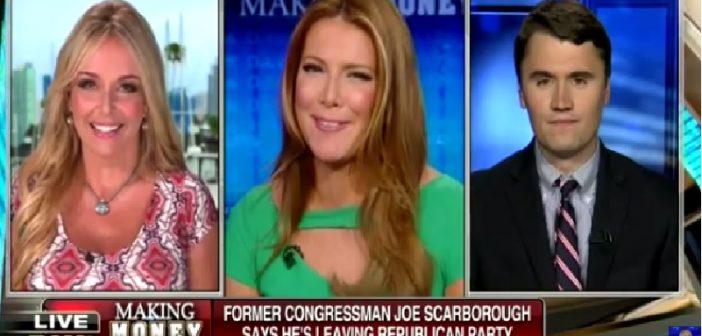 SHOCKER! LOL! Joe Scarborough leaves GOP