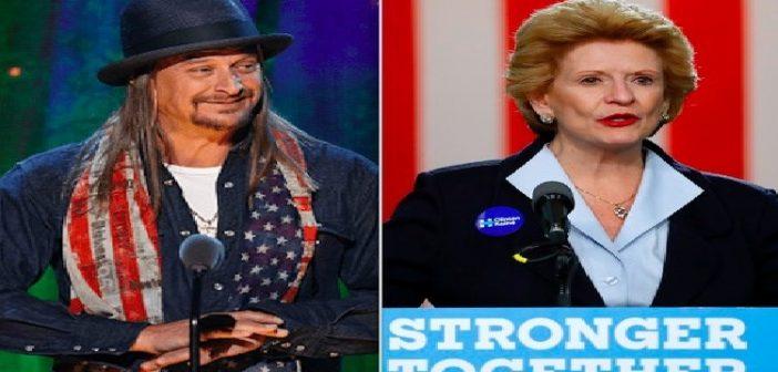Kid Rock Will Grab Safe Dem Senate Seat