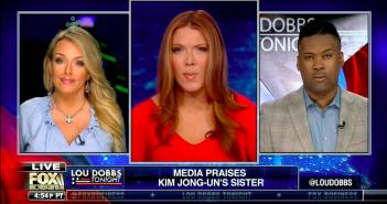The lamestream media loves Kim Jong Un's sister