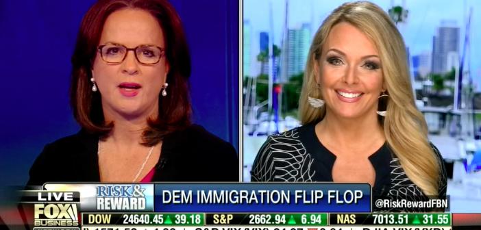 Democrats Flip Flop in Immigration
