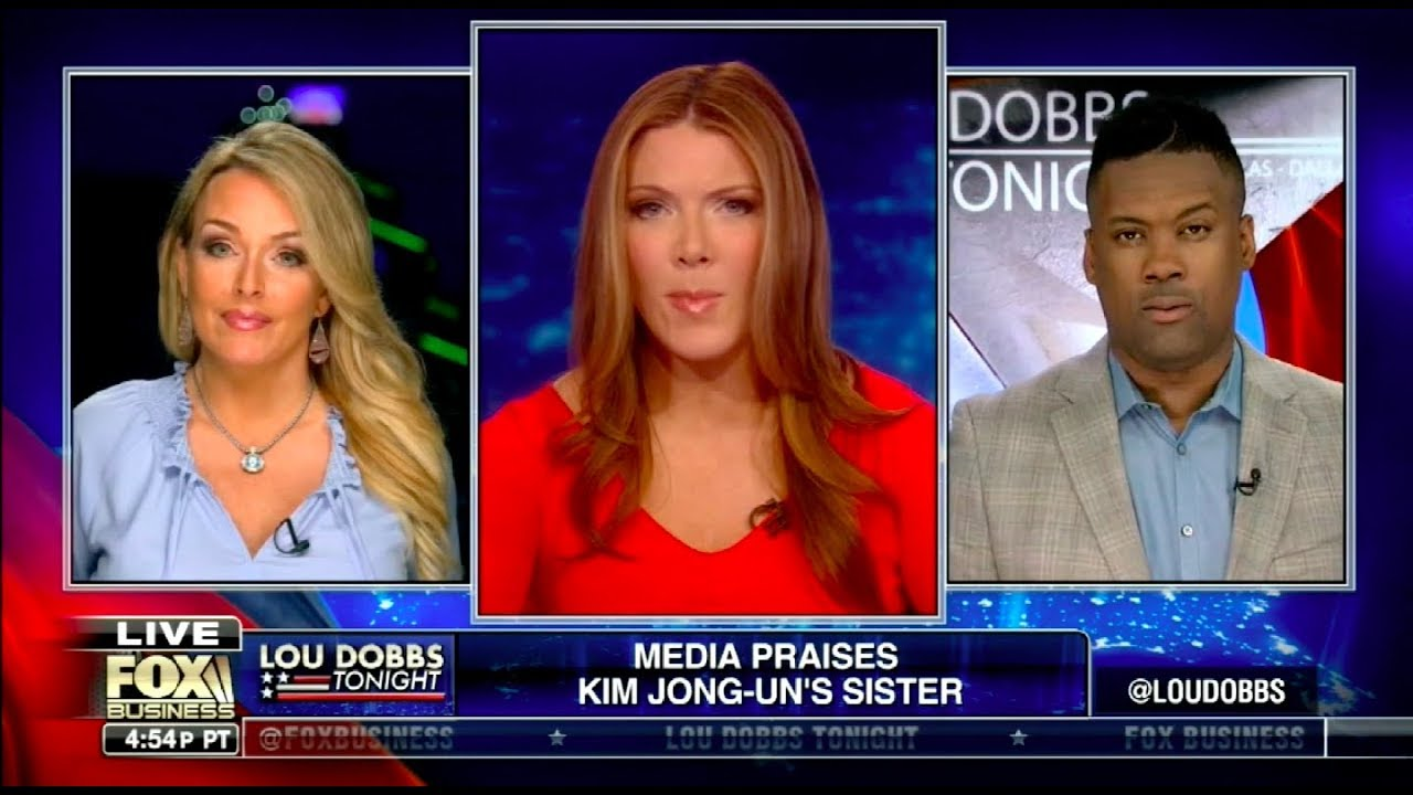 Photo of Media praises Kim Jong Un's sister @LawrenceBJones3 @realDrGina