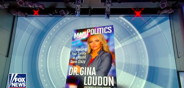 Get Dr. Gina's new book: Mad Politics!