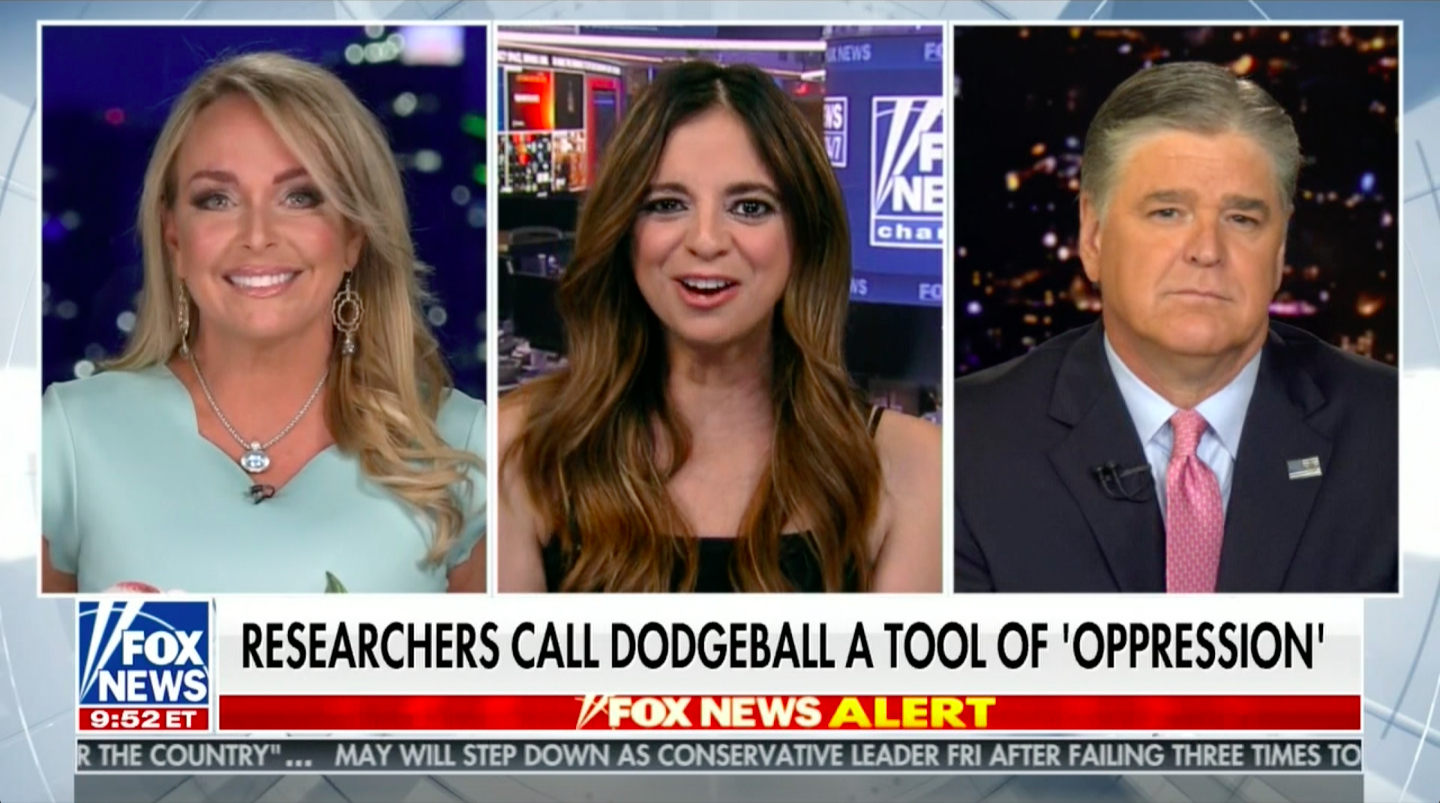 Photo of Dr Gina vs Cathy Areu: Is Dodgeball Oppressive?