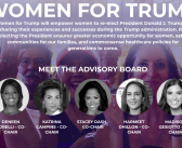 Dr. Gina Named National Co-Chair of Women for Trump