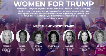 Women for Trump - Dr. Gina Loudon