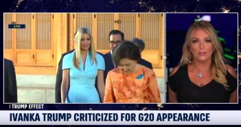 Ivanka Trump & Dr Gina Loudon
