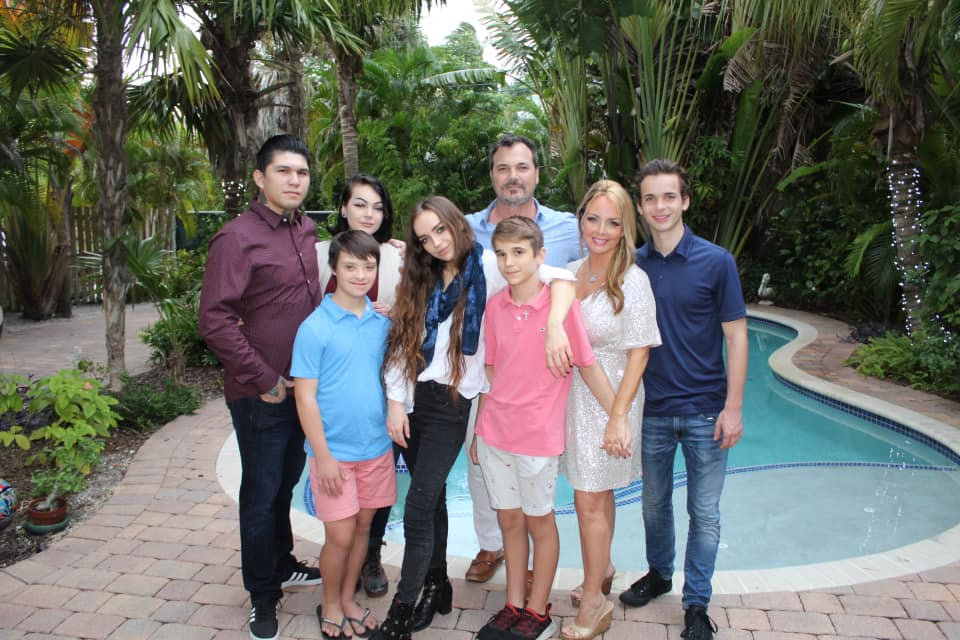 Dr. Gina Loudon Family