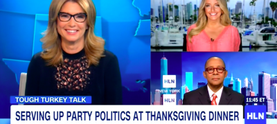Is it possible to avoid politics during Thanksgiving?