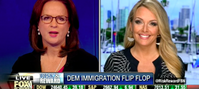 Democrats Flip Flop in Immigration