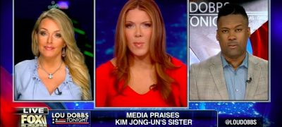 Media praises Kim Jong Un's sister @LawrenceBJones3 @realDrGina