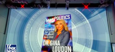 Get Dr. Gina's new book: Mad Politics!