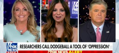 Dr Gina vs Cathy Areu: Is Dodgeball Oppressive?